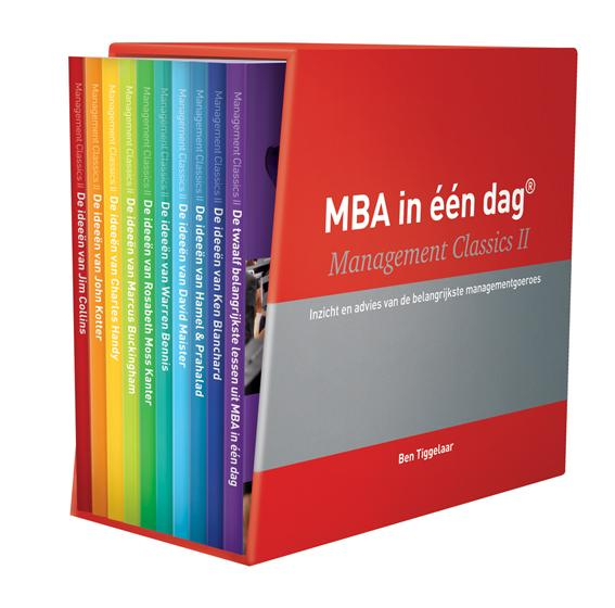 MBA in een dag