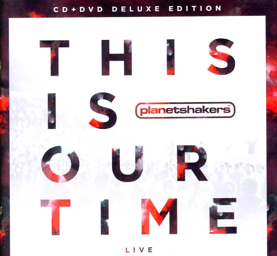 This is our time CD/DVD