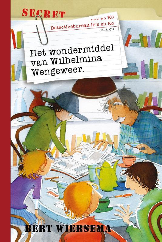 Het wondermiddel van Wilhelmina Wengeweer